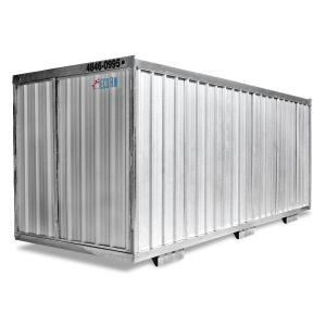 ecosan containers metalicos