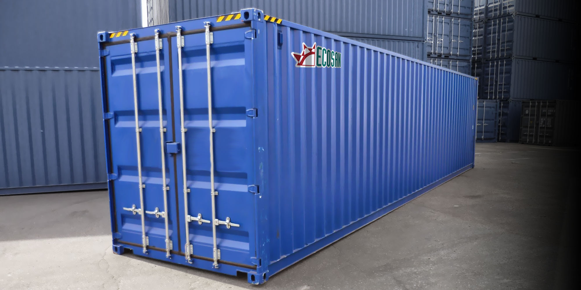 ecosan containers